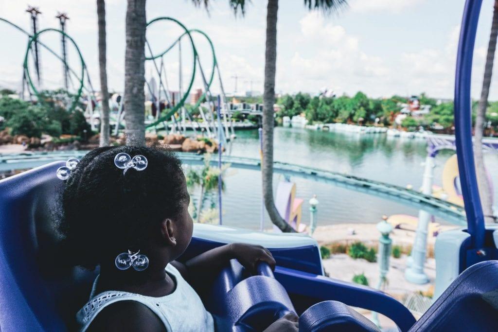 Seuss Trolley Ride - Islands of Adventure