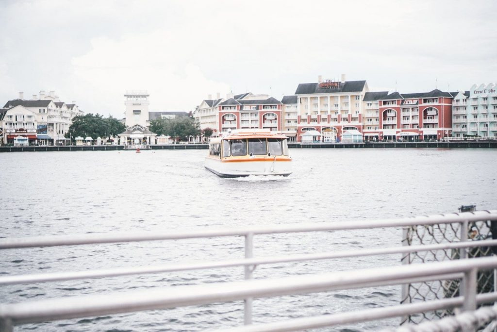 Disney Transportation - Boats