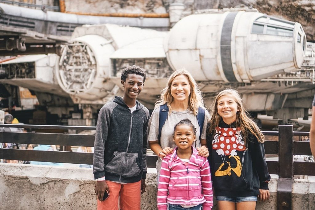 Star Wars Land - Galaxy's Edge