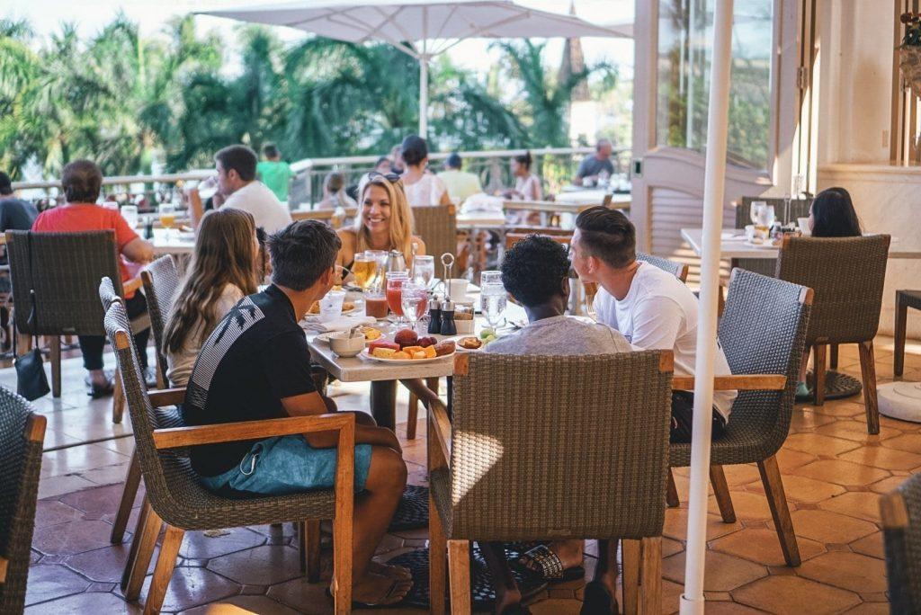 Breakfast at the Grand Wailea