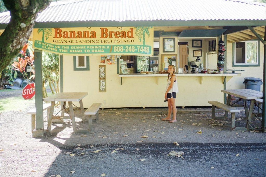 Aunt Sandy's Famous Banana Bread