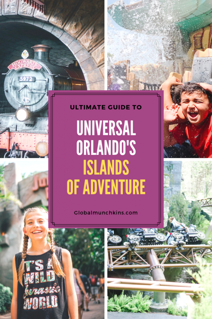 Ultimate Guide to Islands of Adventure