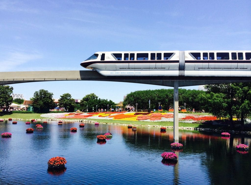 Disney Transportation Monorail