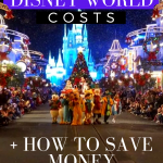 A Breakdown of Disney World Costs [How to Plan Your Vacation!] Trying to break down Disney World costs like hotels, tickets, food, and even souvenirs can be stressful. This guide will help make it a little easier! #disneyworld #planning #budget #disneyresorts
