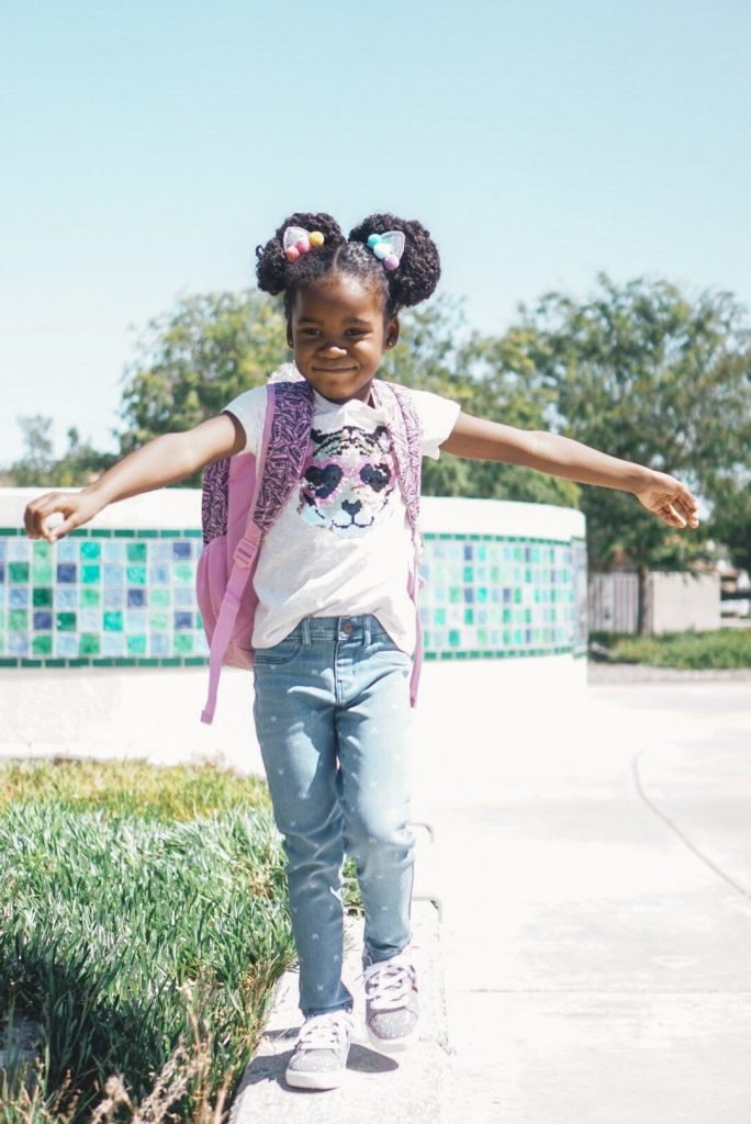 Adorable kids fashion for back to school