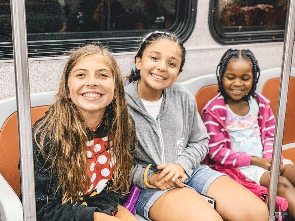 Disney World Costs - Free Transportation