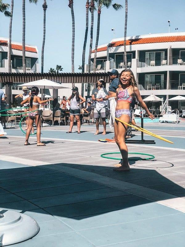 San Diego Kids - Where to stay in San Diego Loews Coronado