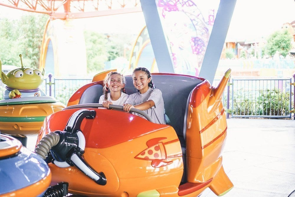 Disney World Costs - Park Hopper Tickets