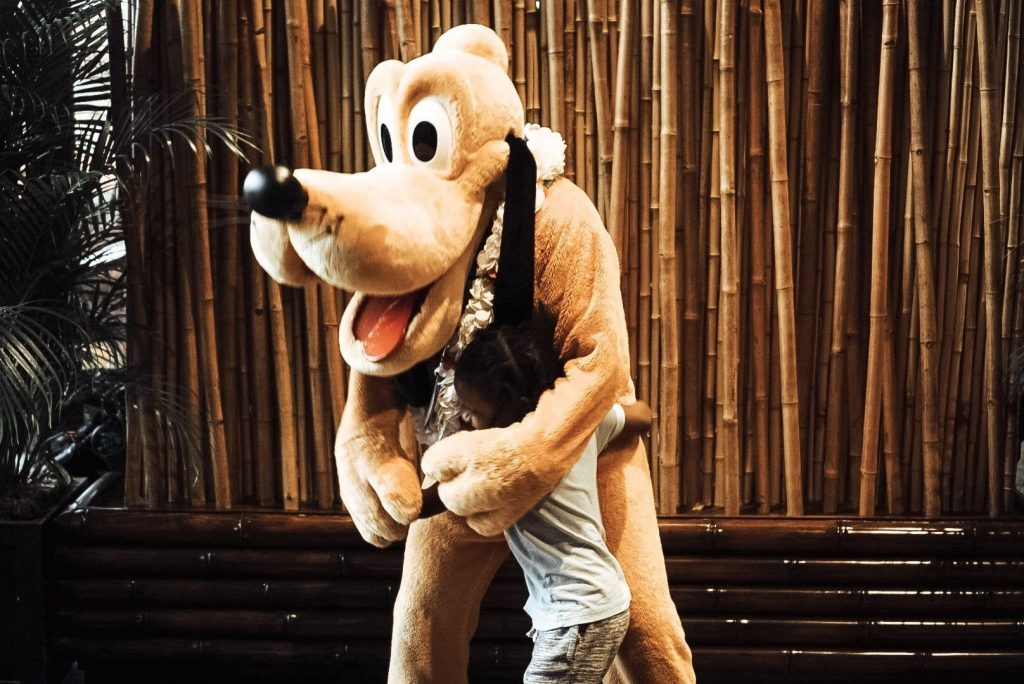 ohana breakfast pictures with pluto