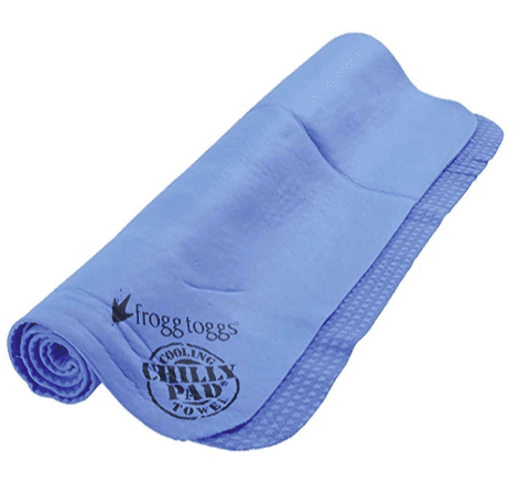Disney Packing List - Cooling Towel