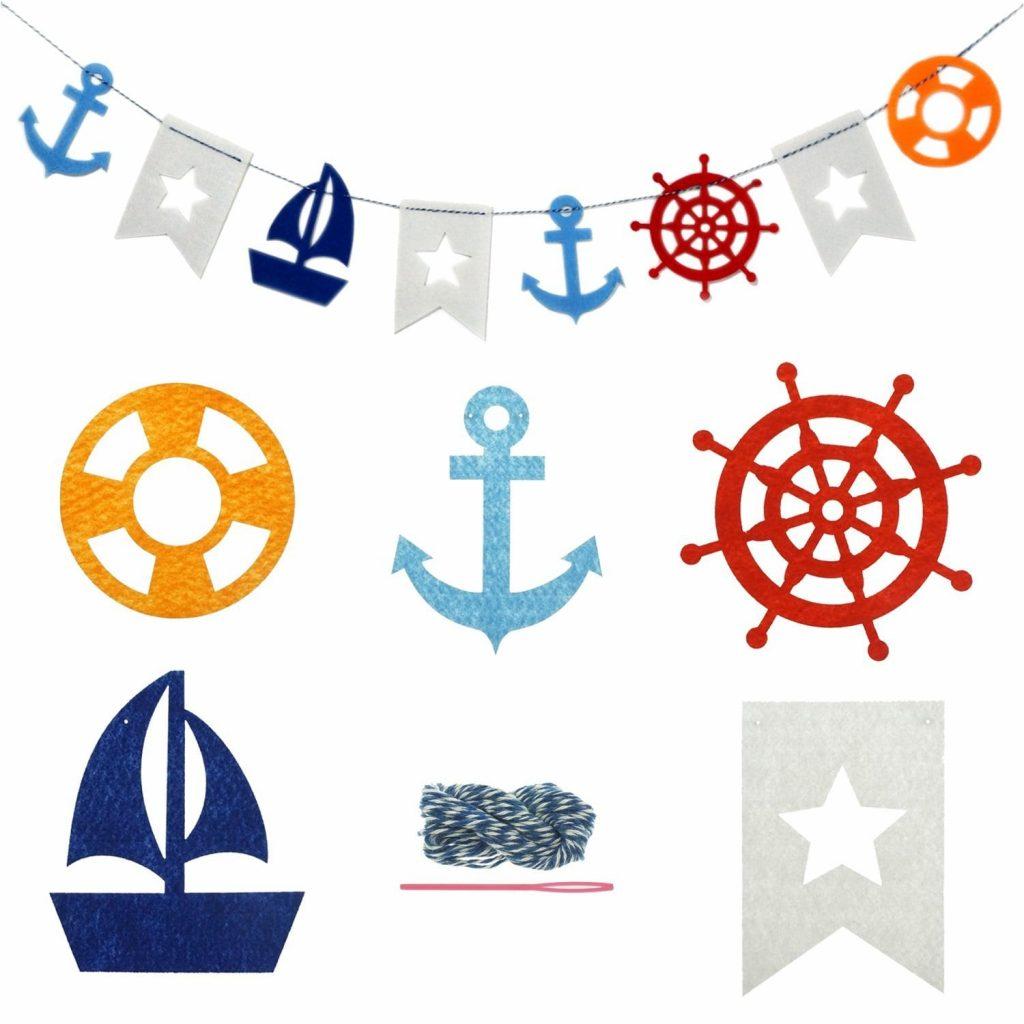 Nautical Disney Cruise Door Decorations
