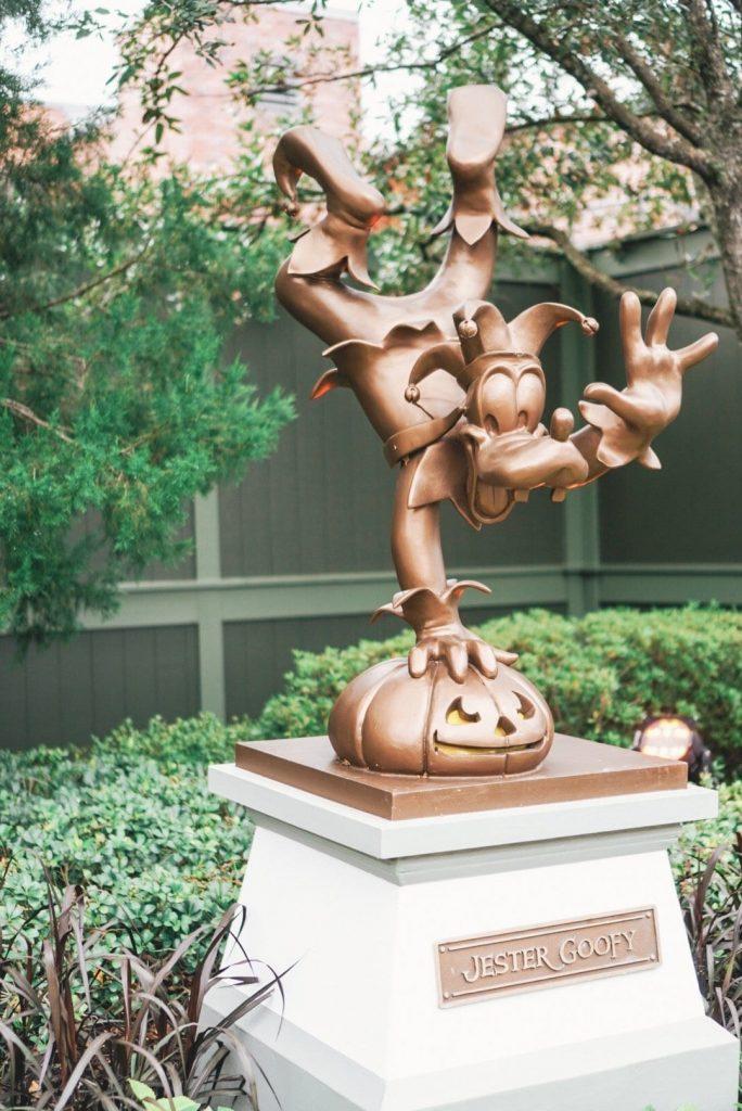 Halloween Character Statues