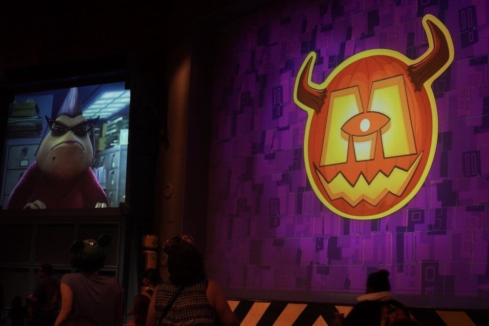 Mickey's Not So Scary Party - Monsters Inc