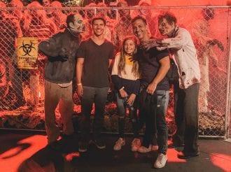 Universal Studios Hollywood Halloween Horror Nights