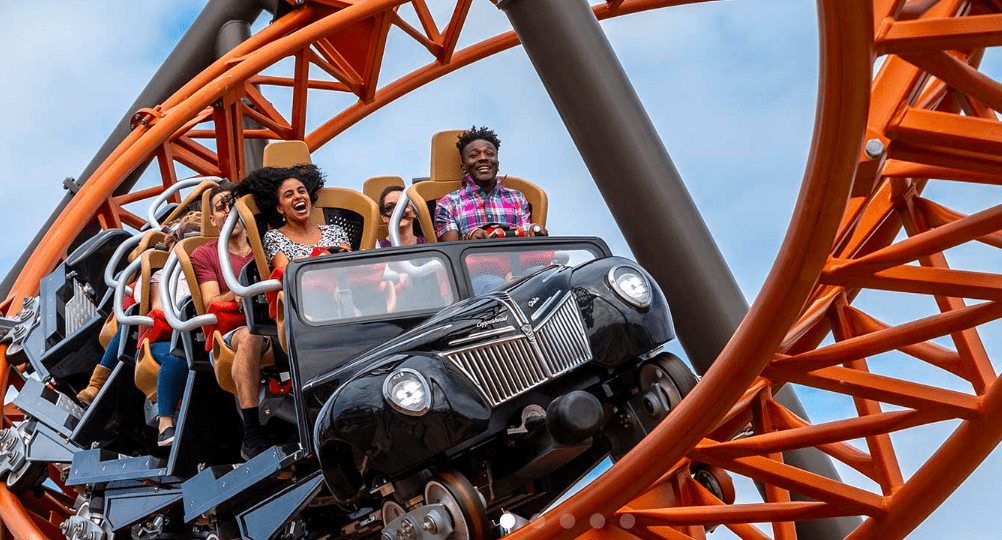 Carowinds - things to do in charlotte