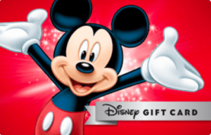 discount disney gift card