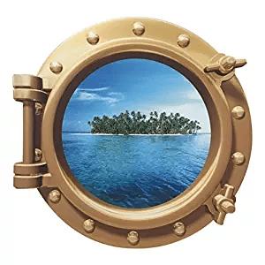 Porthole Magnet