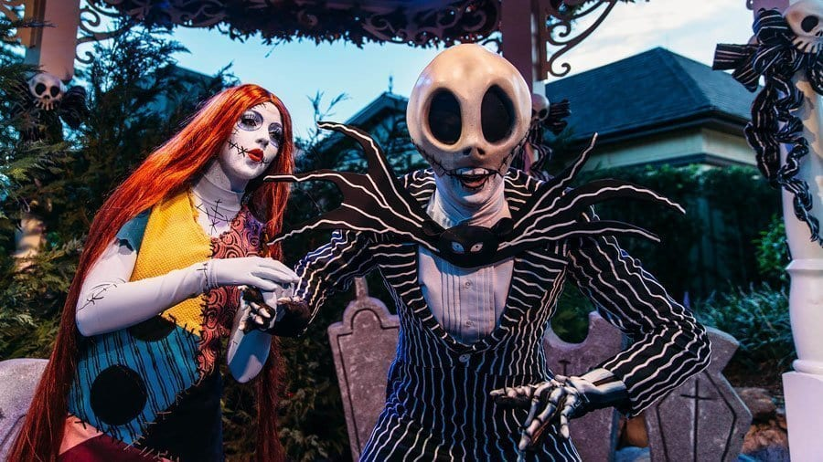 Disney World Halloween Party