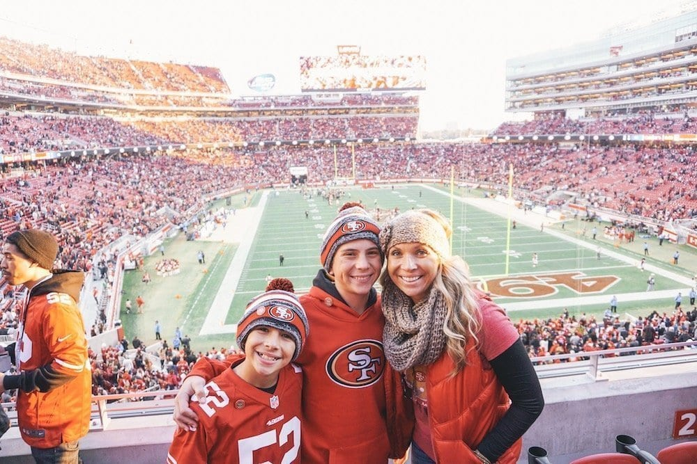 Things to do in San Francisco - 49ers game
