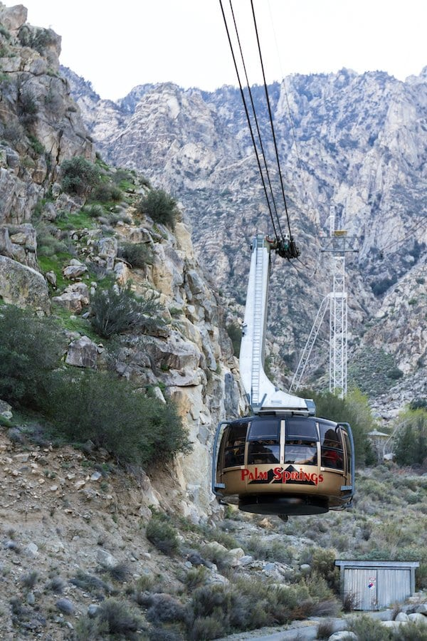 things to do in palm springs ca - palm springs aerial tram