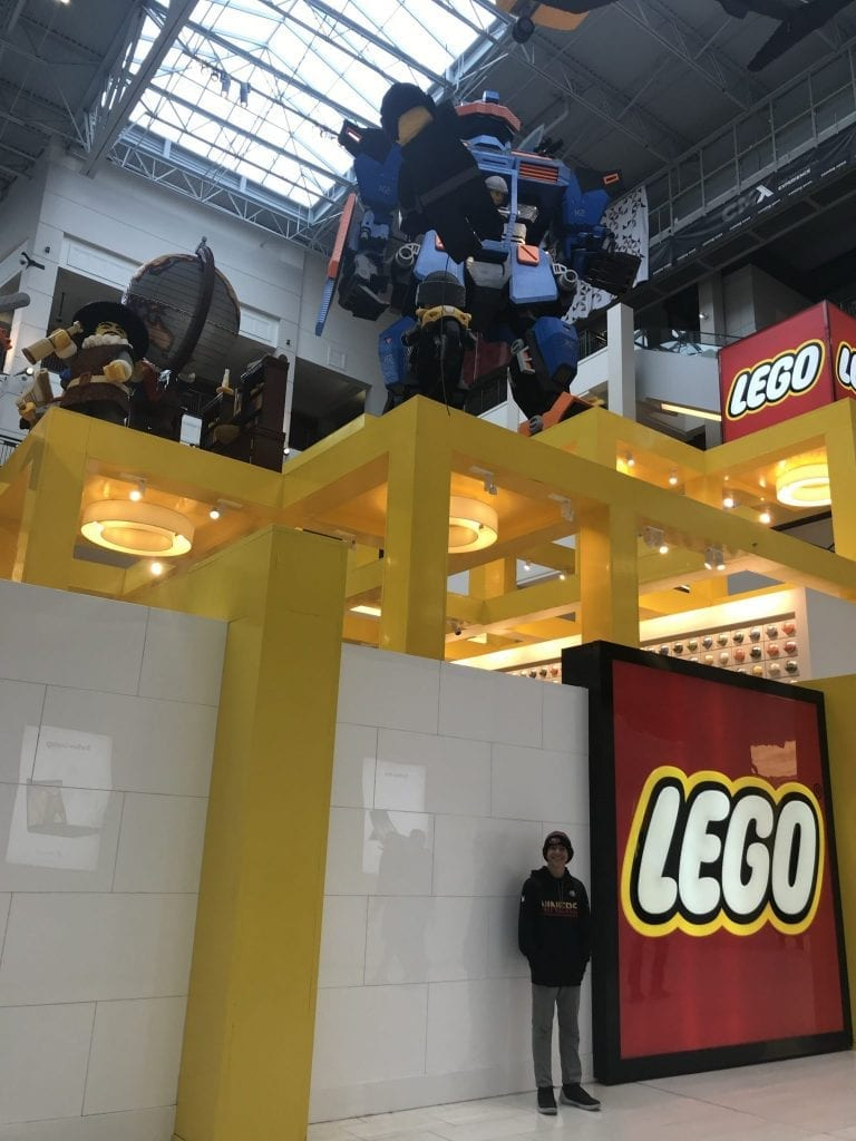 Things to do in Minneapolis with kids - Lego