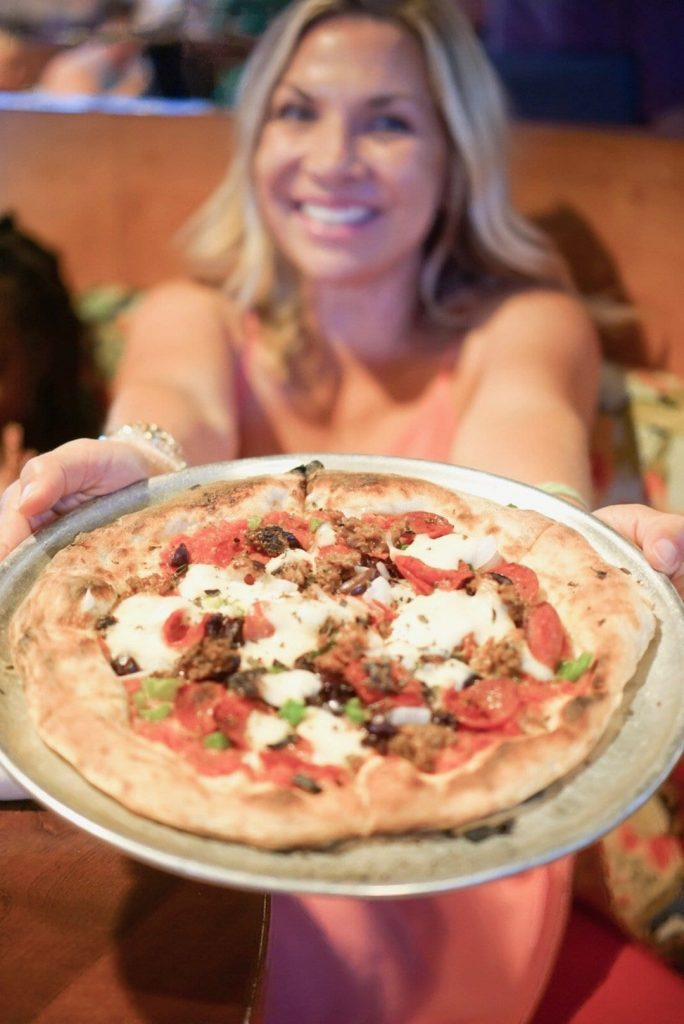 Monkeypod kitchen pizza
