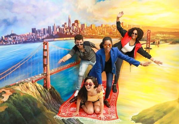 San Francisco Illusions