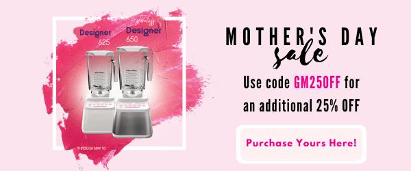 BlendTec Mothers Day Sale