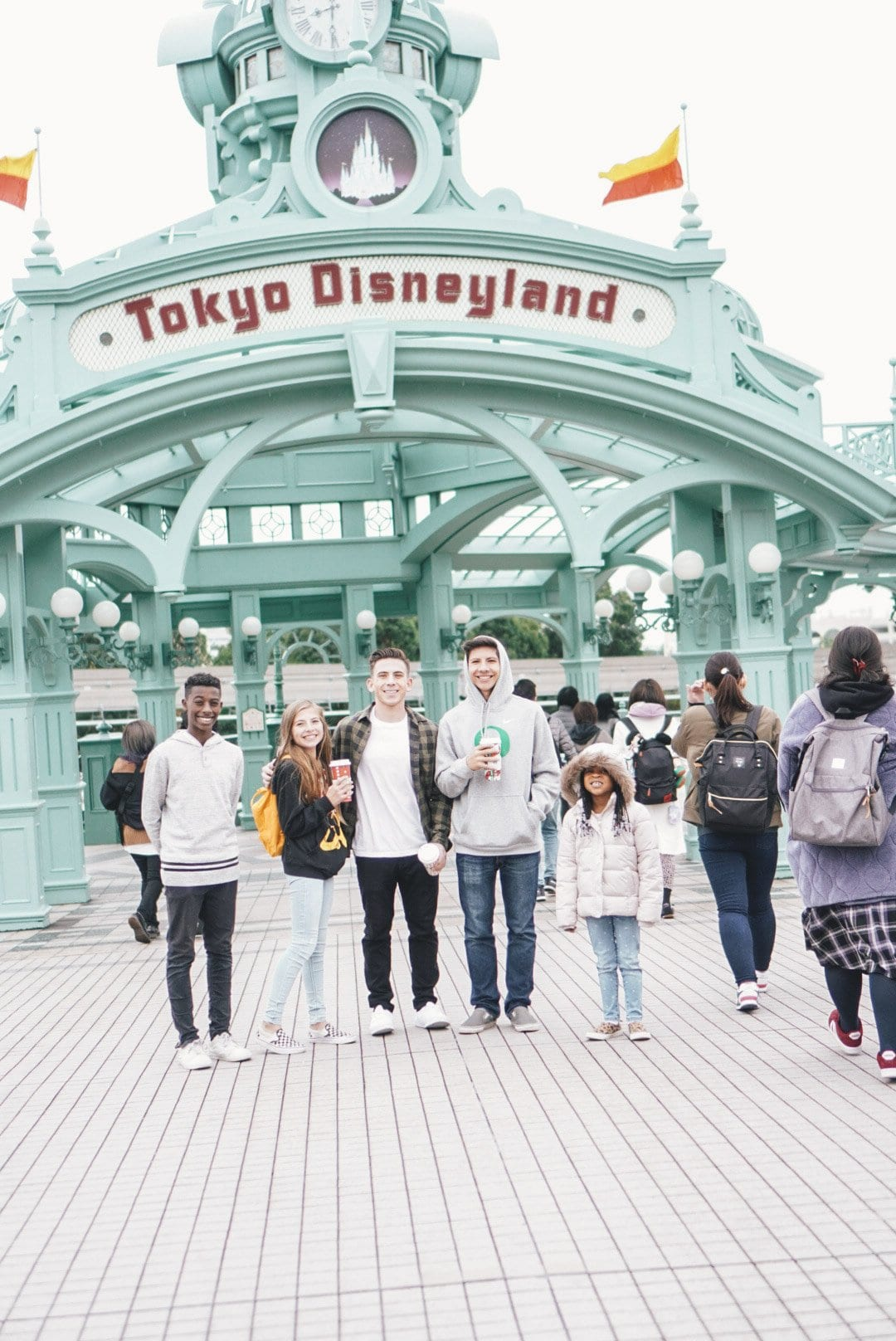 best things to do with kids in tokyo
