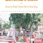 Best Ca Adventure Rides