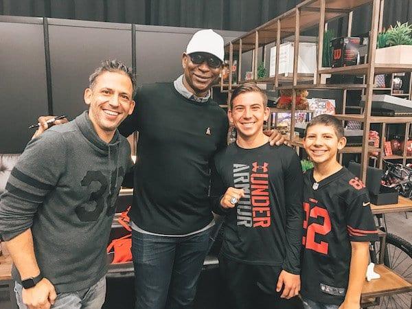NFL Experience Miami - Eric Dickerson