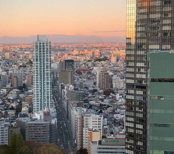 Hilton Diamond Status - Hilton Tokyo