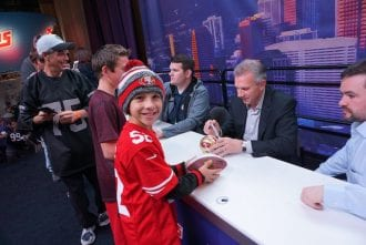 Super Bowl Experience - Joe Montana