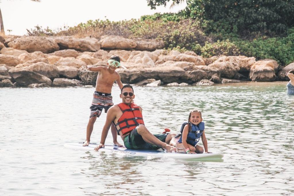 best hawaiian island for kids