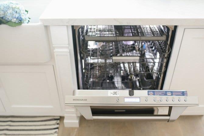 Monogram dishwasher
