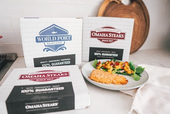 The best Omaha Steaks Packages right now.