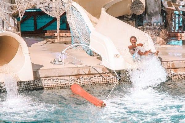 Castaway Cay Activities Pelican's Plunge