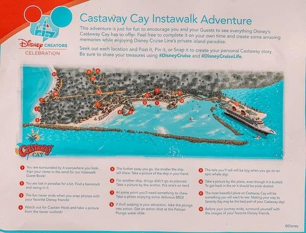 Castaway Instagram Spots