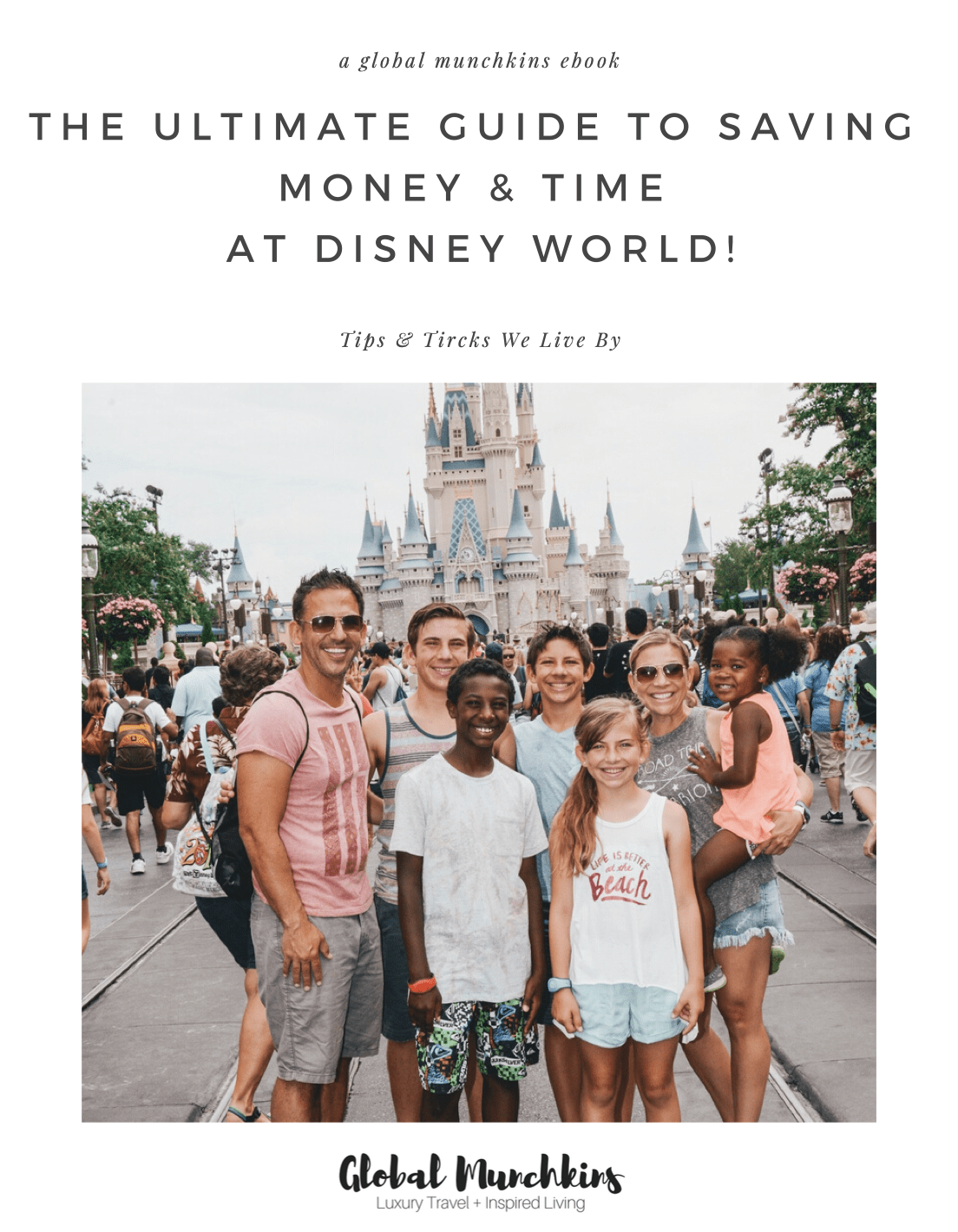 Disney World Money Saving E-Book!