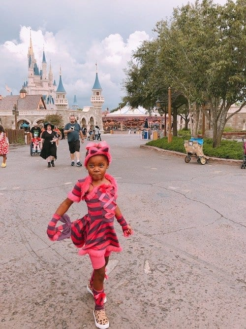 what to pack for disney world - costumes