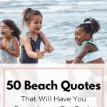 50 Beach Quotes