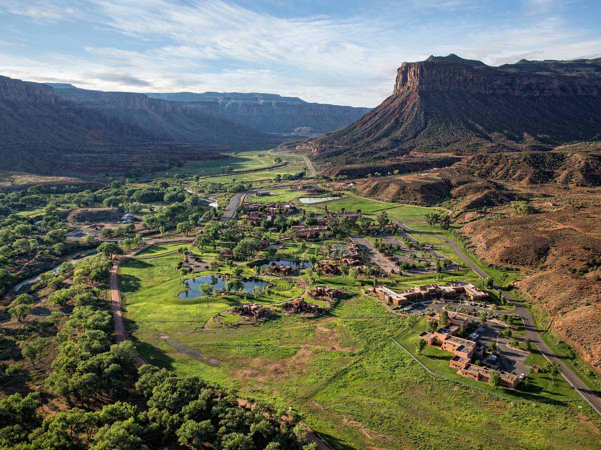 Gateway Canyons Nature Resort