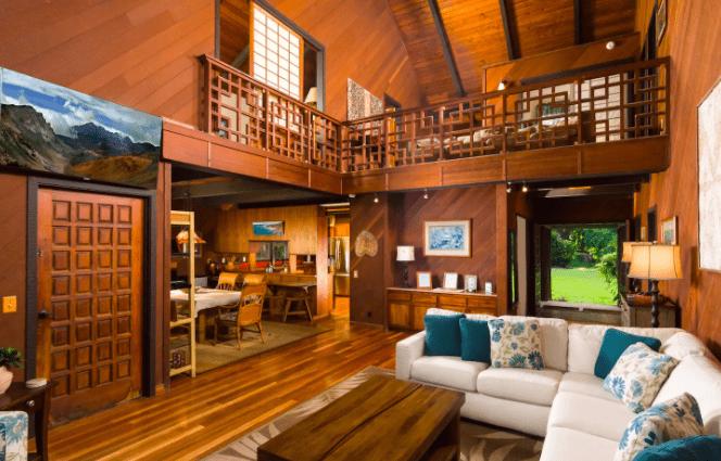 cool hawaii house