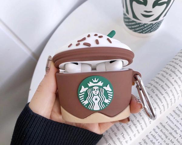 Starbucks Airpod Pro Frappuccino Case