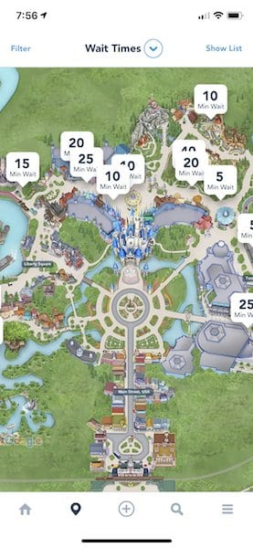 Disney World 2020 Tips - Lines are short right now after reopening