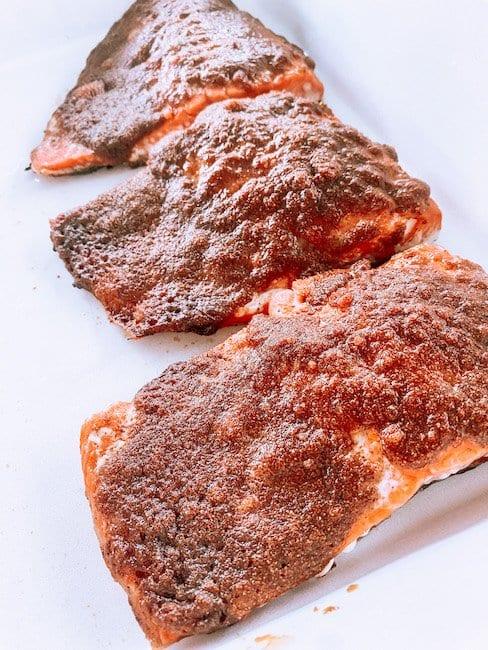 Omaha Steaks Salmon Recipe