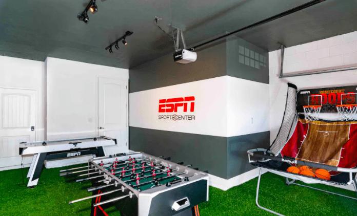 espn game room