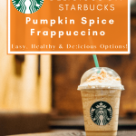 DIY Starbucks Pumpkin Frappucino