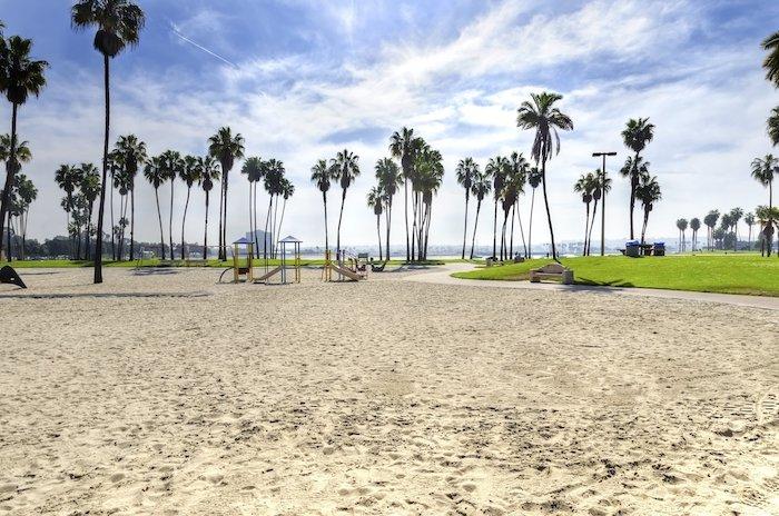 Best San Diego Beaches - Mission Beach