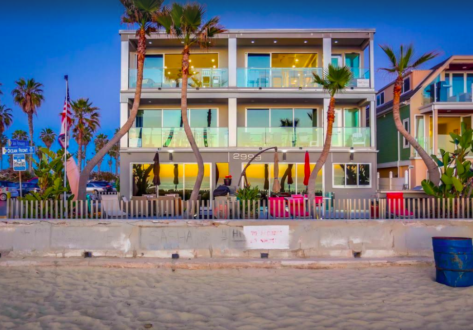Mission Beach Vacation Rentals